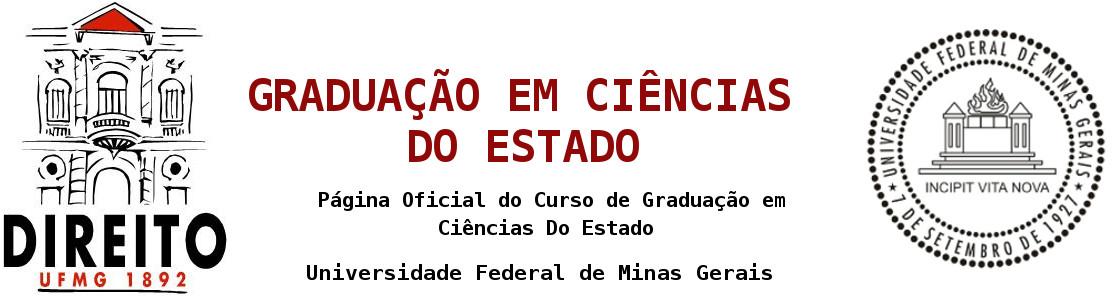 Logo for Graduação em Ciẽncias do Estado